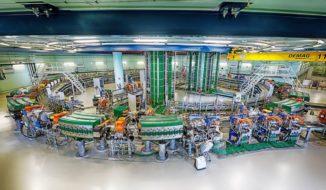 Die MedAustron-Einrichtung in Österreich behandelt Krebspatienten mit Teilchenstrahlen. (Credits: Image: CERN)