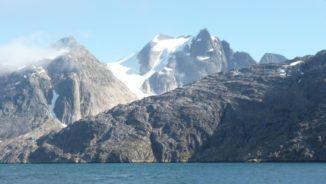 Blick auf die Südwestküste Grönlands, in der die Archean Maniitsoq Formation liegt. (Credits: University of Waterloo)